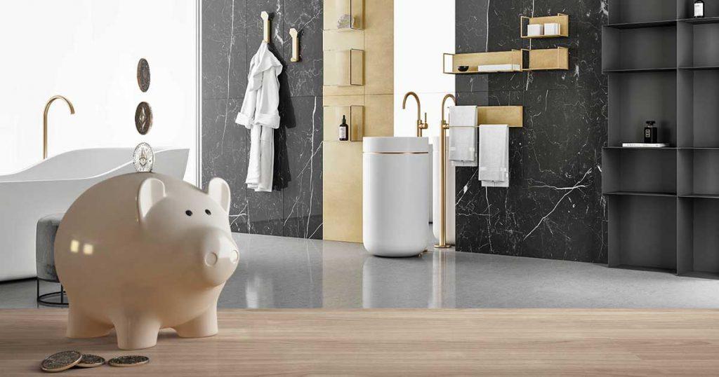 IVA agevolata per i lavori di ristrutturazione del bagno