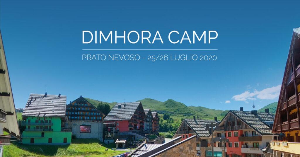 il Dimhora Camp il weekend di crescita e confronto a Prato Nevoso